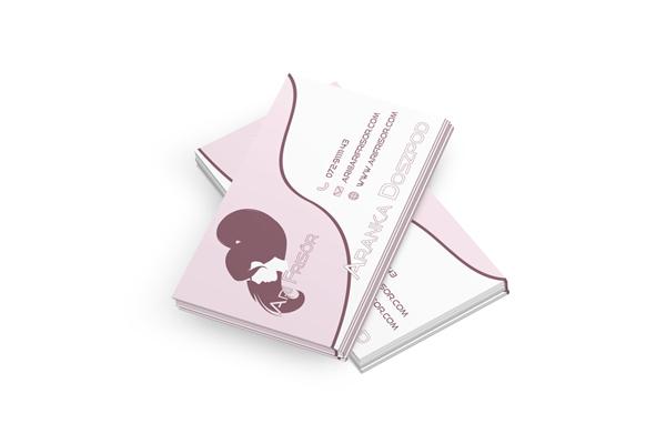 Arifrisor Business card design VNVision
