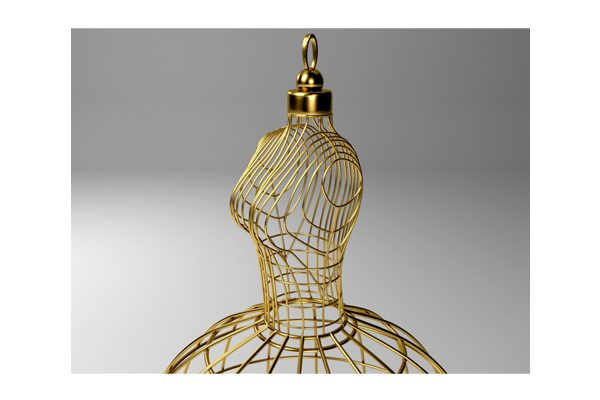 Asztalos Design 3D visualization VNVision