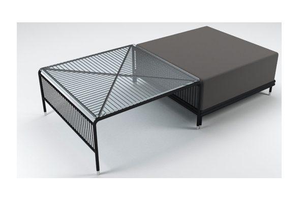Maviele Design Fendi Outdoor Rope collection 3D modeling VNVision